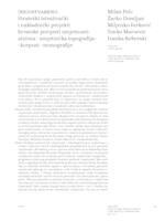 (NE)OSTVARENO Strateški istraživački i nakladnički projekti hrvatske povijesti umjetnosti: sinteza – umjetnička topografija – korpusi – monografije